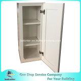 米国式の食器棚の白いシェーカーW1230