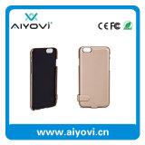 caso portatile di protezione del telefono cellulare della Banca di potere 2-in-1 per il iPhone 6 1500mAh
