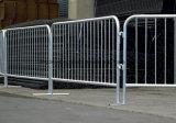 Barriera di controllo di folla di Powdercoated di sicurezza, rete fissa di sicurezza stradale