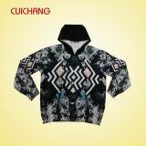 승화 Printing Custom Sweatshirt, 100%Cotton/Polyester를 위한 Crewneck Fashion Hoodies