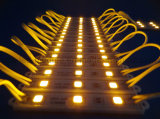 Módulo 3LED de la luz ámbar 5054 de SMD impermeable