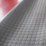 Stuoia di gomma costolata con resistente abrasivo eccellente,