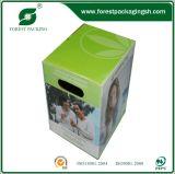 Papel de impresión a color de la Caja de cartón