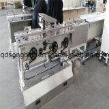 De Machine van de Verpakking van de cake met het Opruimen en Voeder