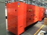 генератор 200kVA Yuchai молчком тепловозный для строительного проекта с аттестациями Ce/Soncap/CIQ/ISO