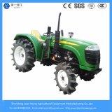 40HP 4WD 4 Zylinder landwirtschaftlich/Bauernhof/Garten/Gehen/Mini-/Vertrags-/Rasen-Traktor mit Zubehören 3point