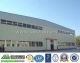 De professionele Workshop van de Structuur van het Staal van het Ontwerp Prefab met Uitstekende kwaliteit