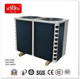 Air-Cooled centralizar a fonte de ar de aquecimento da água