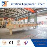 De hydraulische Pers van de Filter van de Kamer door Hand voor de Behandeling van het Afvalwater