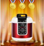 Wein-rote Farben-elektrischer Dampfkochtopf Zh-A609