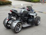 250cc CEE ATV en el camino