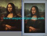 Linenの博物館QualityモナリサOil Painting