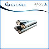 Цена по прейскуранту завода-изготовителя кабеля кабеля PVC/изолированная XLPE ABC/AAC/ACSR алюминиевая