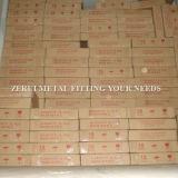 Nahtloses getempertes Pfannkuchen-aufgerolltes kupfernes Standardgefäß en-12735-1