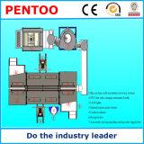 Cabine d'enduit de poudre pour le changement de couleur rapide avec ISO9001