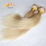 Haar Van uitstekende kwaliteit van de Kleur van het Haar van het Menselijke Haar van 100% het Cambodjaanse Lichte