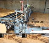 China la fibra de coco colchón cama haciendo de láminas de tejido trenzado máquina