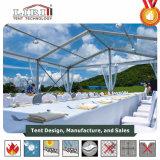 贅沢な装飾の家具が付いている卸し売り結婚披露宴のテント