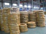 Vendite di Jbp100b alla piattaforma di produzione diesel della roccia del cingolo della Nigeria in cava