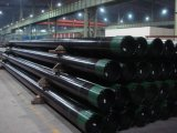 Tuyau en acier soudé pour gaz / huile / eau / construction