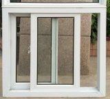 Am meisten benutztes preiswertes Belüftung-schiebendes Fenster mit konkurrenzfähigem Preis