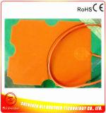 24V Verwarmer van de Filter van de Brandstof van het silicone Rubber 240*310*1.5mm 200W 3m 100k