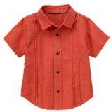 Le linge de maison Blend Kids Boy's vérifié T-Shirt Kid Porter du rouge