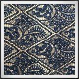 Bordados de tecido cadarço elegante Poli Guipure rendas