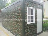 Camera fredda modificata Apearance militare del contenitore