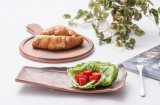 La mélamine Pizza mélamine/la plaque de la vaisselle/plaque (NK1624)