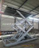 Elevador de tesoura Mesa com acionamento hidráulico (SJG3-4)