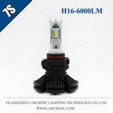 Lmusonu super heller 6000lm 25W 12V 7s H16EU LED Scheinwerfer für Autos