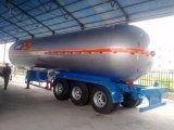 Acoplado del tanque de Sinotruk Huawin 50 000liters LPG