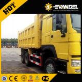 판매를 위한 Sinotruk HOWO 4X2 290HP 팁 주는 사람 트럭