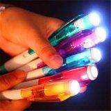 LED d'impression personnalisée allume le stylo à bille