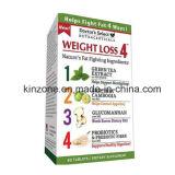 Sélectionnez la perte de poids du médecin de 4 comprimés Herbal Slimming Capsules