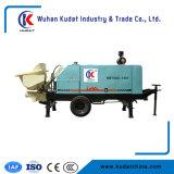 pompa per calcestruzzo Hbt40d del rimorchio diesel 40m3/H