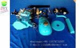 Cor colorida do azul dos jogos 80cc do motor do curso de Cdh 2