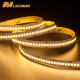 Superstreifen CRI90+ 19.2W/m hohes LM/W der helligkeits-SMD3528 LED