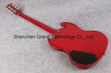 Приклинок 400/Sg электрической гитары OEM таможни новый в красном цвете (GSG-1)