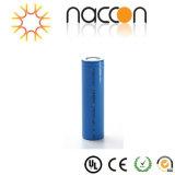 batteria di litio 1800mAh della batteria 18650 dello Li-ione