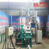 Kleinkapazitätsmais-Mehl-Fräsmaschine für Südamerika