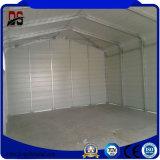 De gemakkelijke Garage van de Auto van de Bouw van het Staal van de Structuur van de Installatie