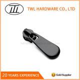 Extrator de nylon do Zipper do metal do extrator da roupa do preto do fornecedor de acessórios da bolsa