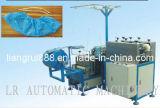 Cubierta plástica del zapato del LDPE del HDPE del surtidor de Lr08d China que hace la máquina