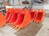 Alta qualidade Long Durability 20t Excavator Rock Bucket