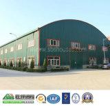 Stahlkonstruktion-Pflanze, Lager, Büro vorfabrizieren