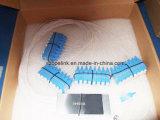 PLC Blockless van de Telecommunicatie van Gpon 1X64 0.9mm Splitser met Schakelaar