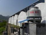 FRP runder Wasserkühlung-Aufsatz für Kunststoffindustrie