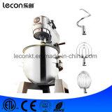Автоматический смеситель стойки сливк яичка теста 20L